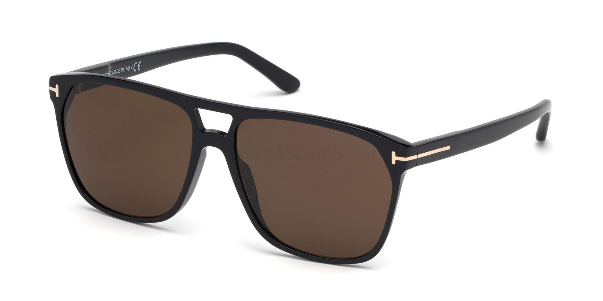 01E FT0679 Sunglasses, Tom Ford