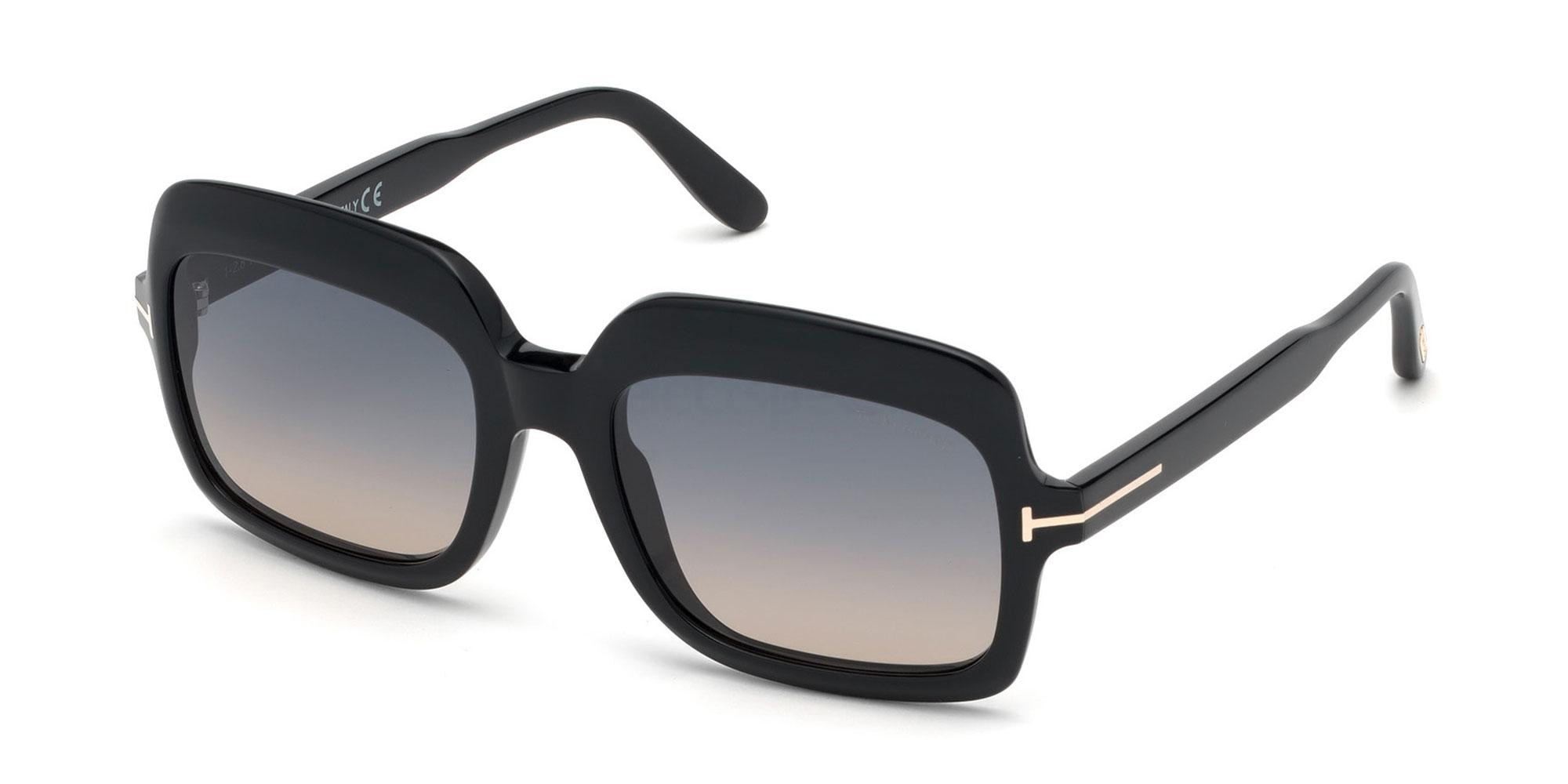 01B FT0688 Sunglasses, Tom Ford