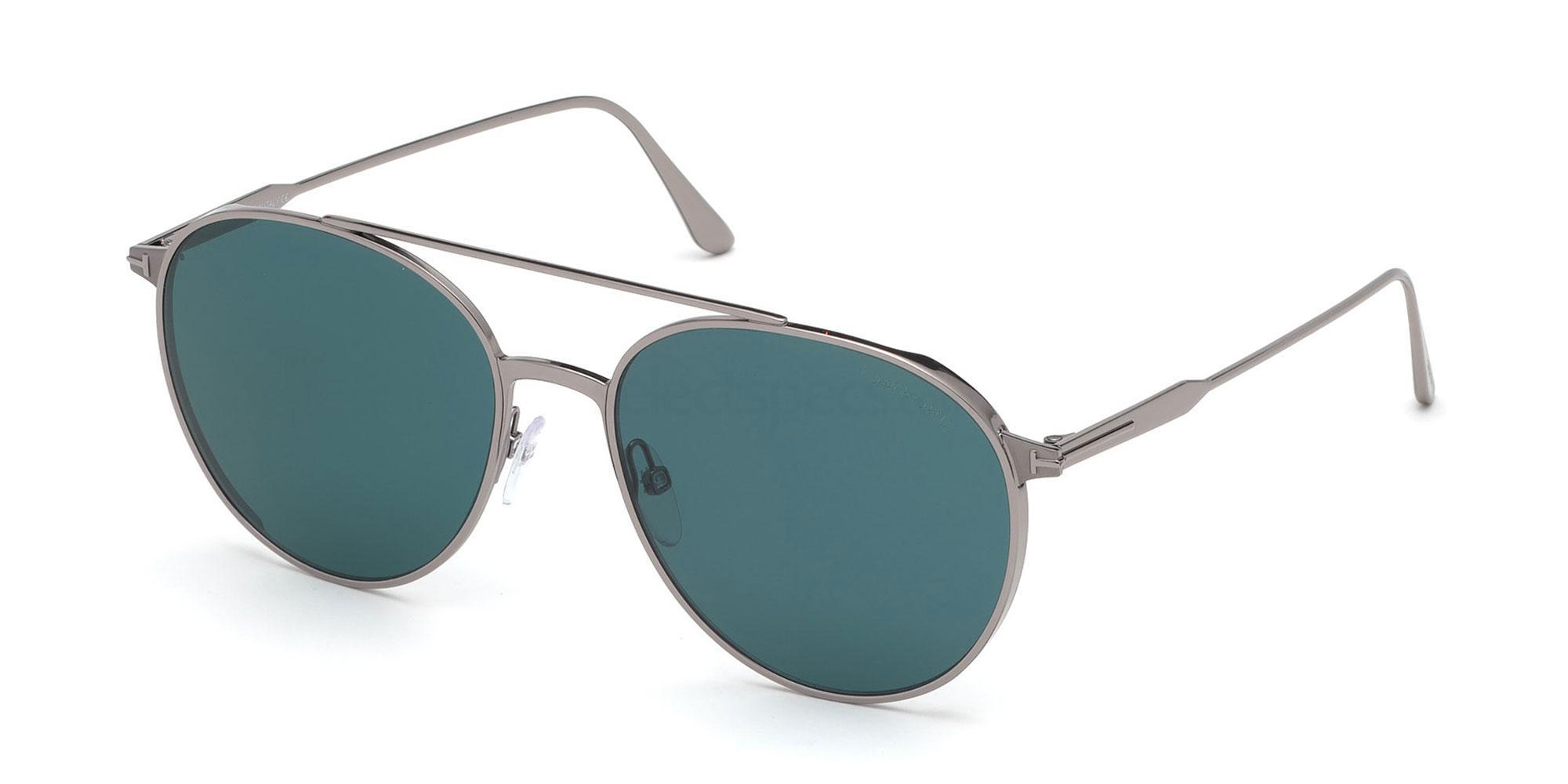 14V FT0691 Sunglasses, Tom Ford