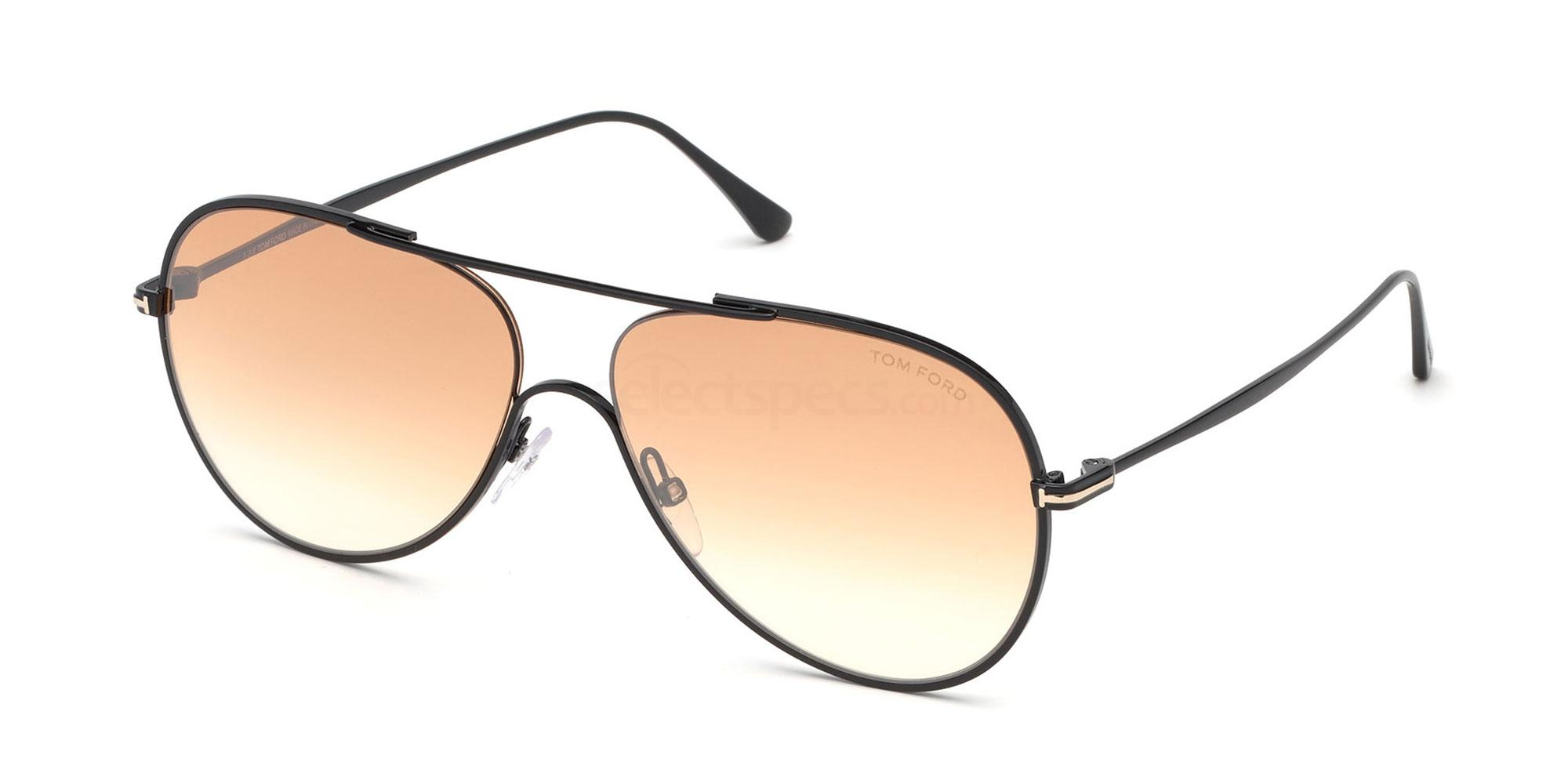 01F FT0695 Sunglasses, Tom Ford