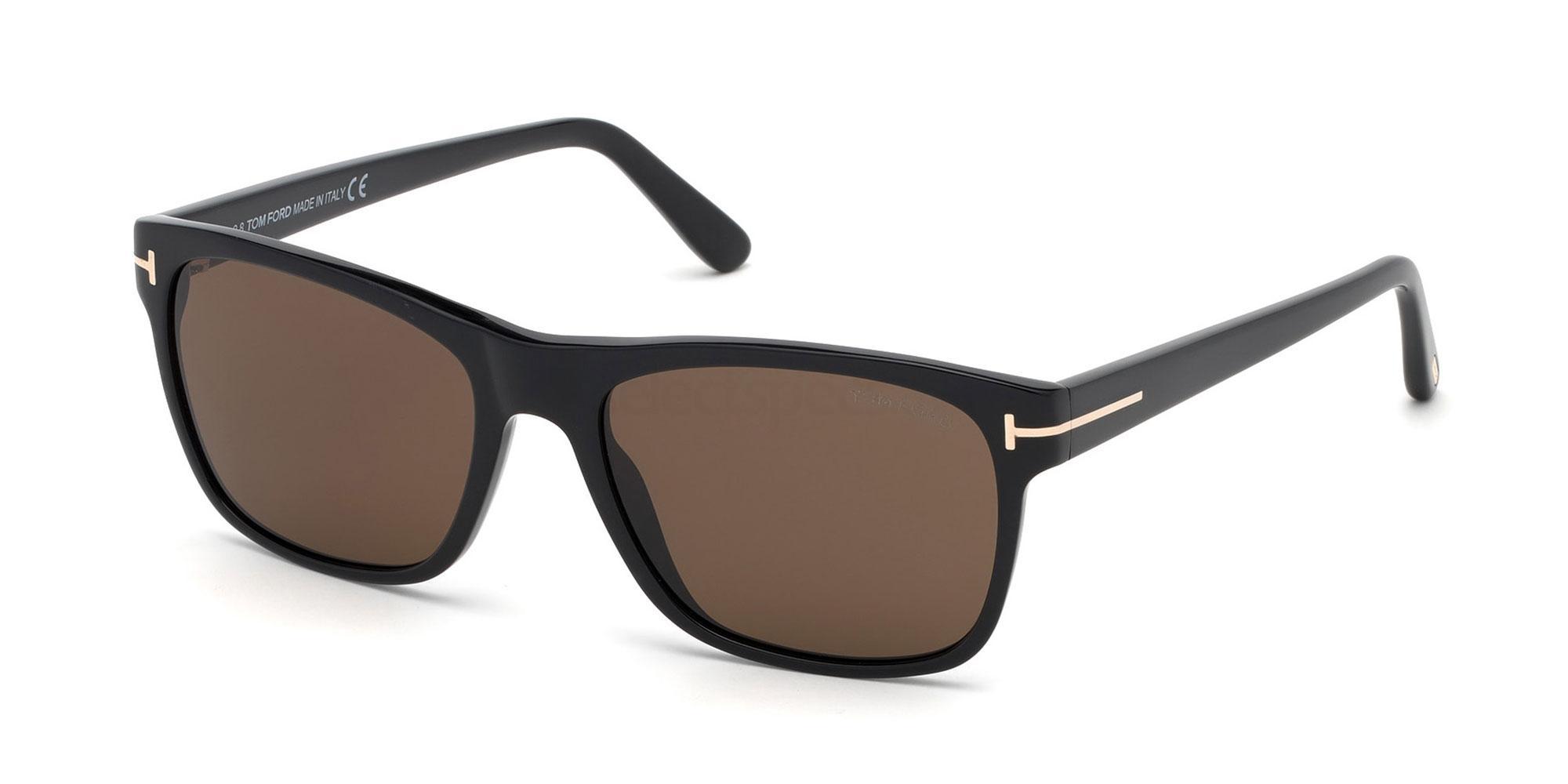 01J FT0698 Sunglasses, Tom Ford
