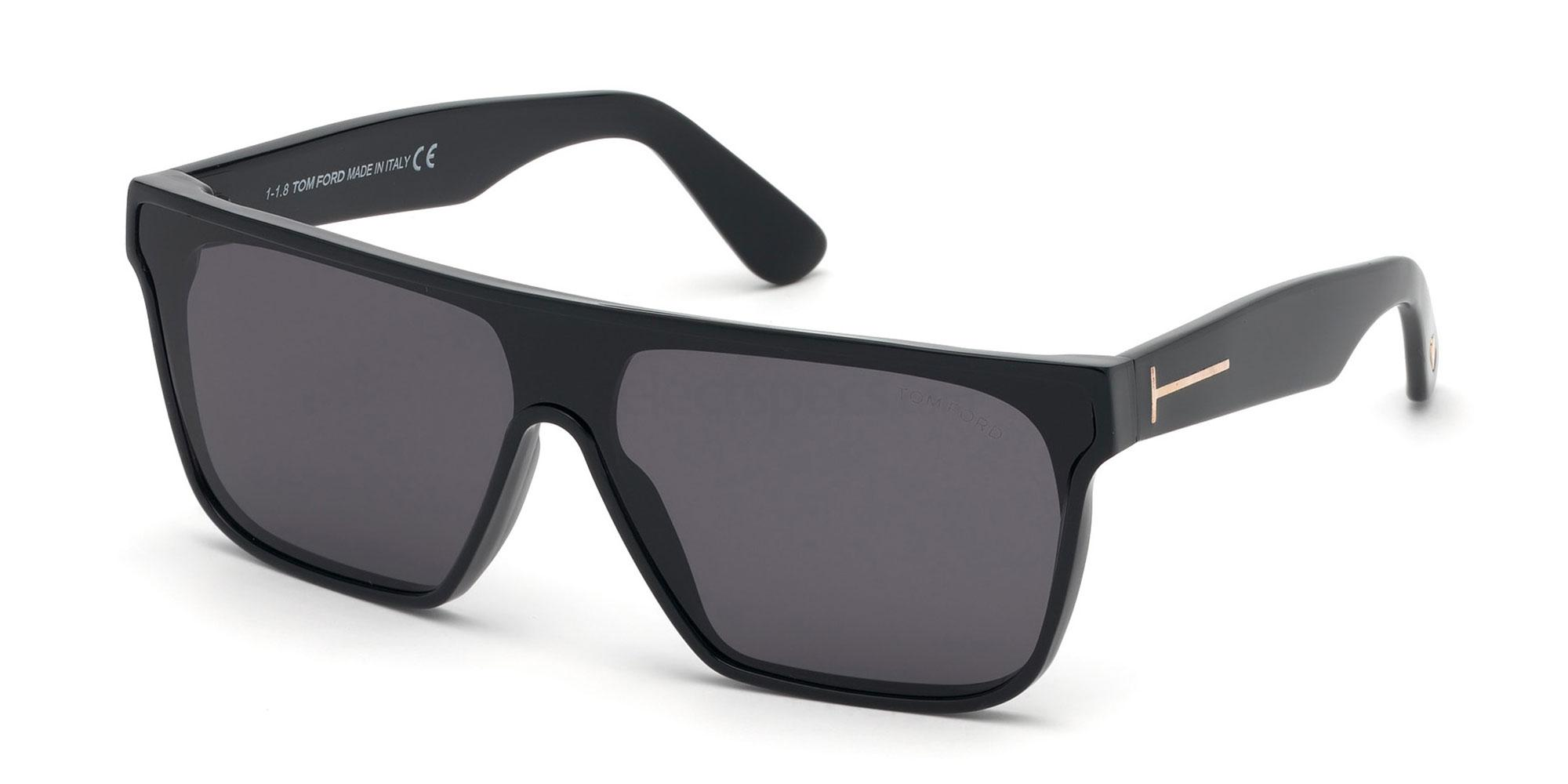 01A FT0709 Sunglasses, Tom Ford