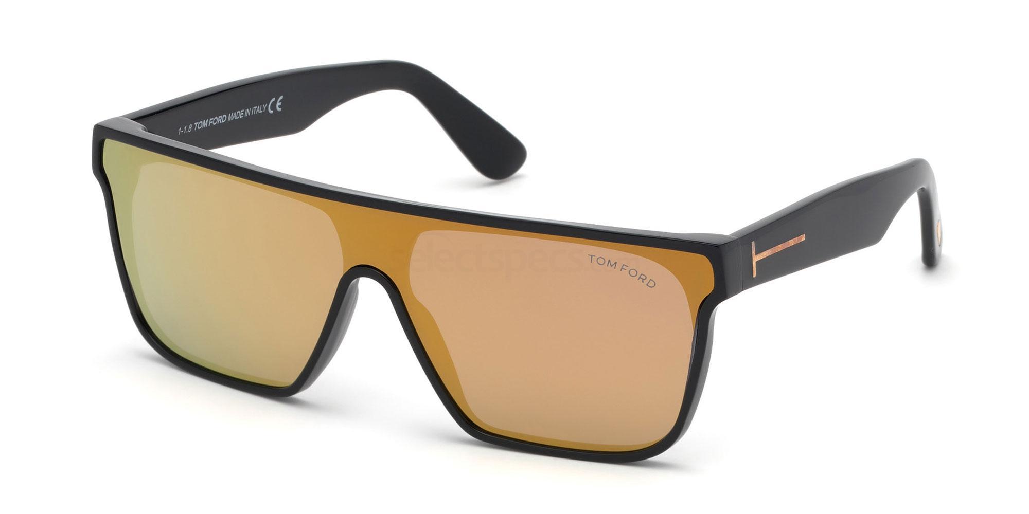 01G FT0709 Sunglasses, Tom Ford