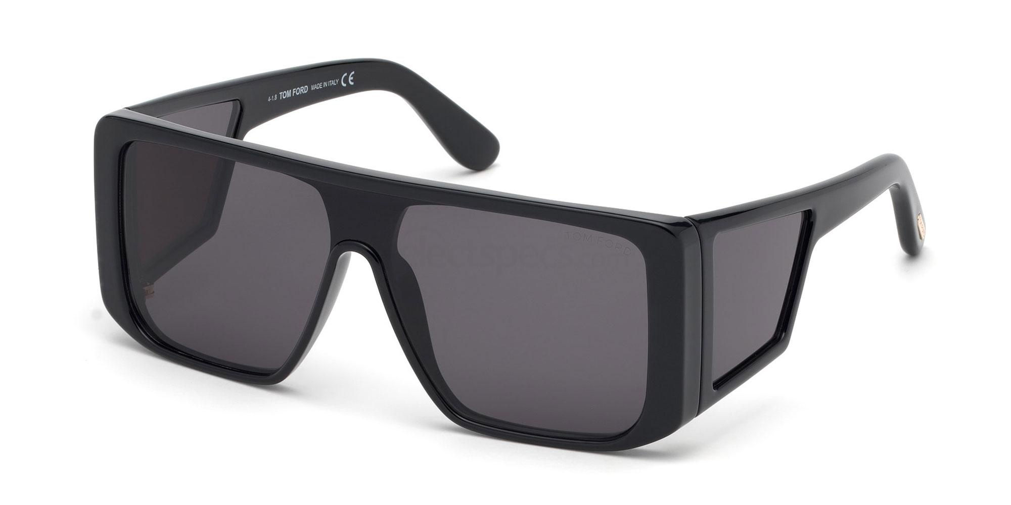 01A FT0710 Sunglasses, Tom Ford