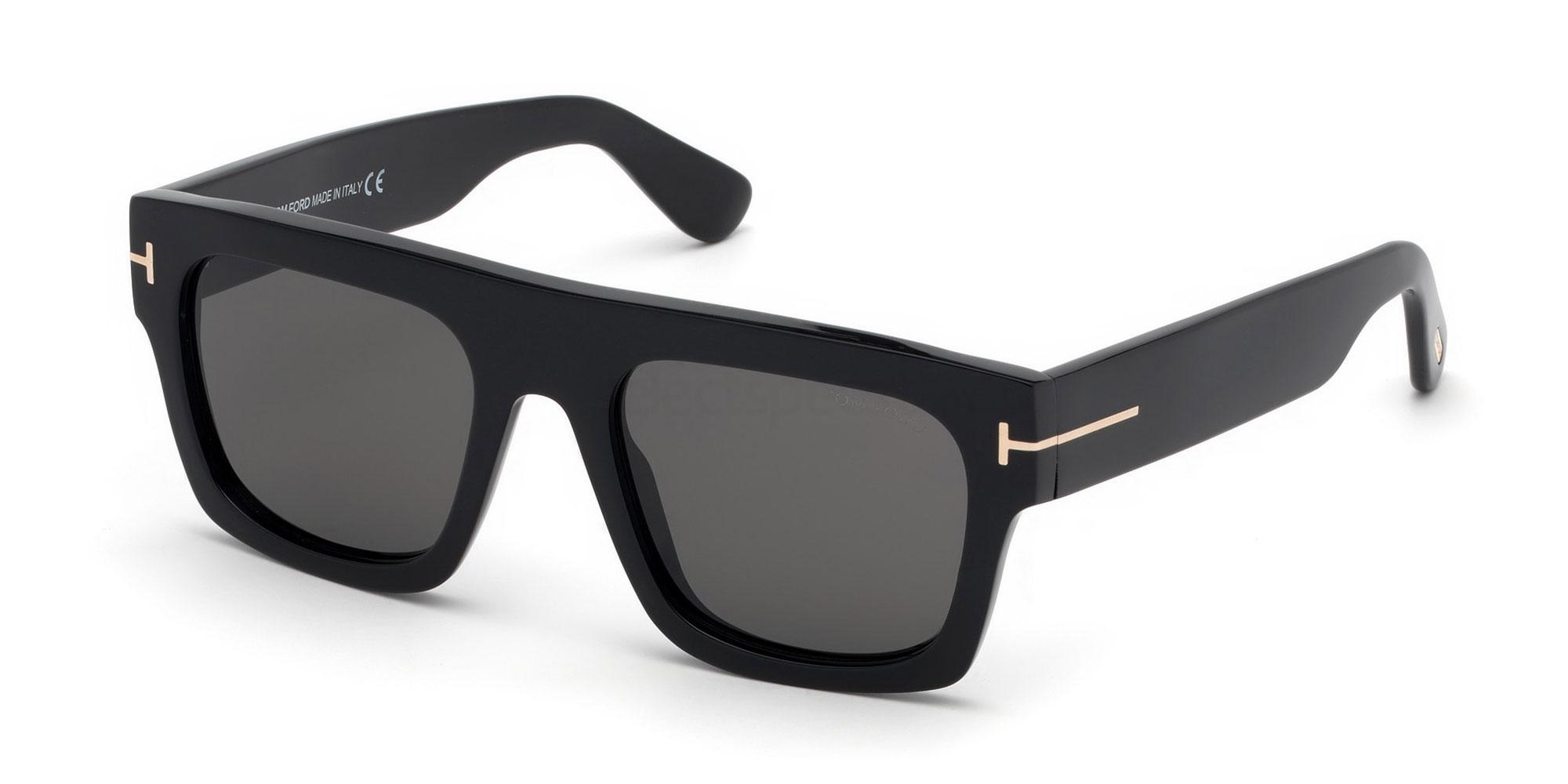 01A FT0711 Sunglasses, Tom Ford