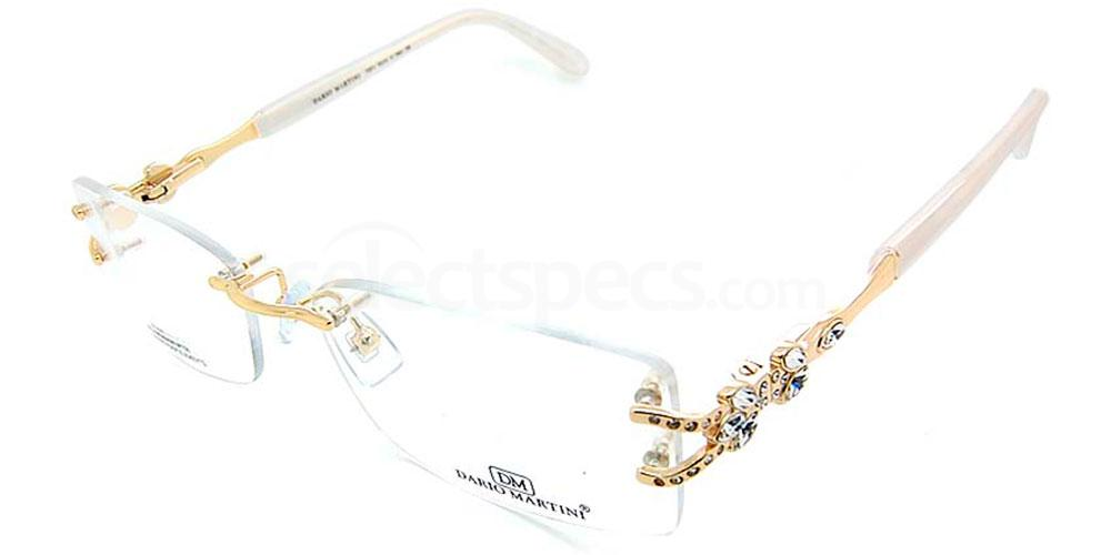 Dario Martini Dm162 Glasses Free Lenses Selectspecs