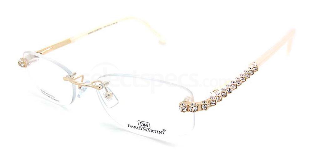 C1 DM487 Glasses, Dario Martini