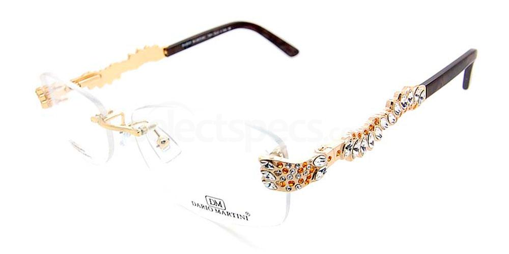 C1 DM522 Glasses, Dario Martini