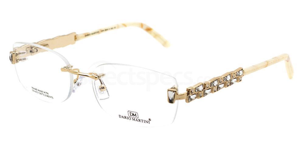 C1 DM628 Glasses, Dario Martini