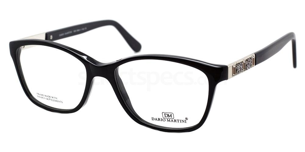 C2 DM686 Glasses, Dario Martini