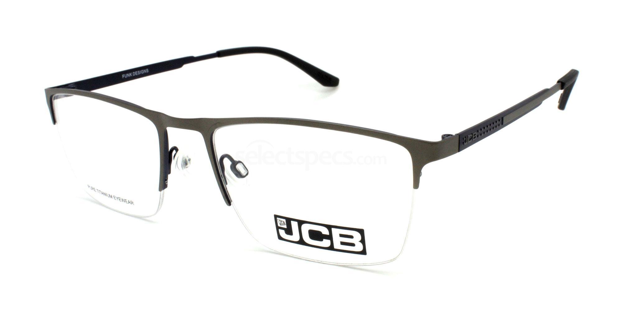 GUNMETAL JCB WELD Glasses, JCB Titanium