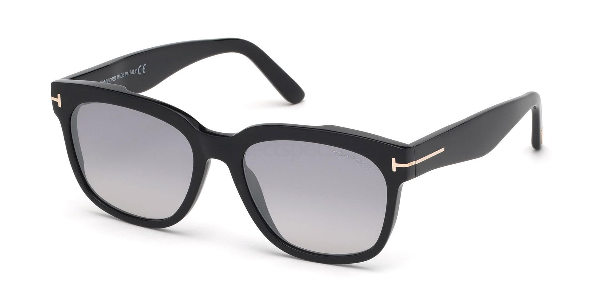 01C FT0714 Sunglasses, Tom Ford