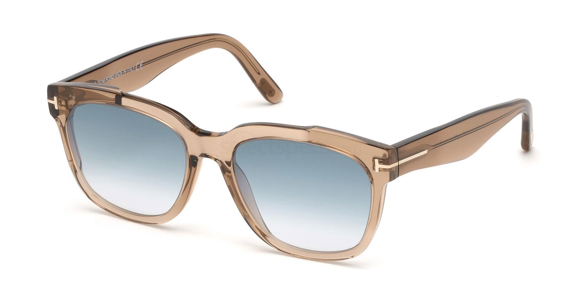 45Q FT0714 Sunglasses, Tom Ford