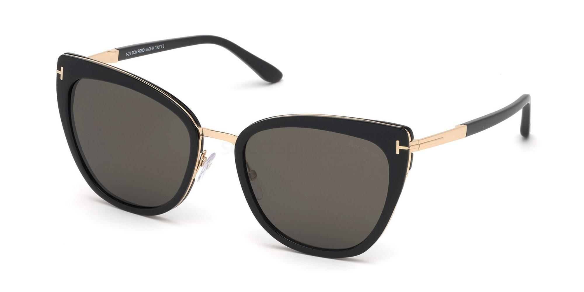 01A FT0717 Sunglasses, Tom Ford