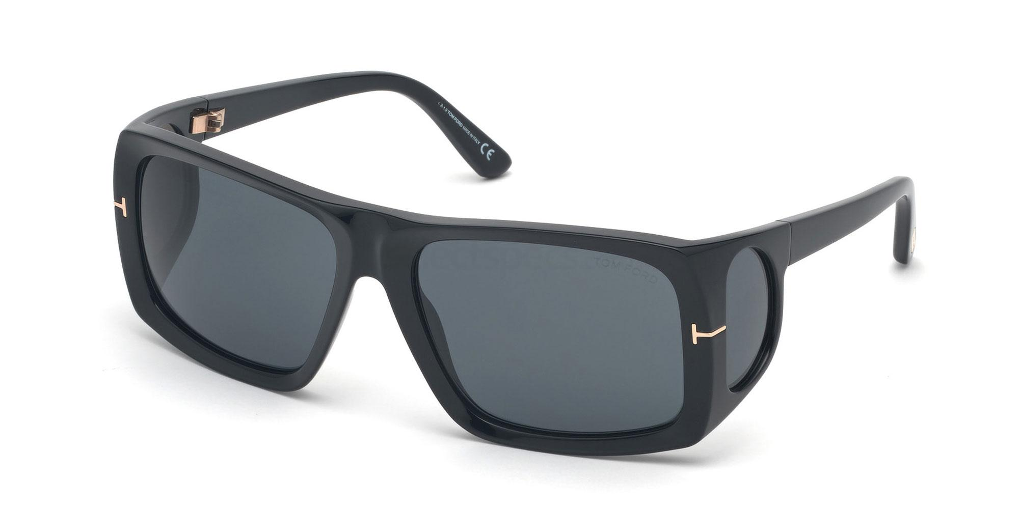 01A FT0730 Sunglasses, Tom Ford