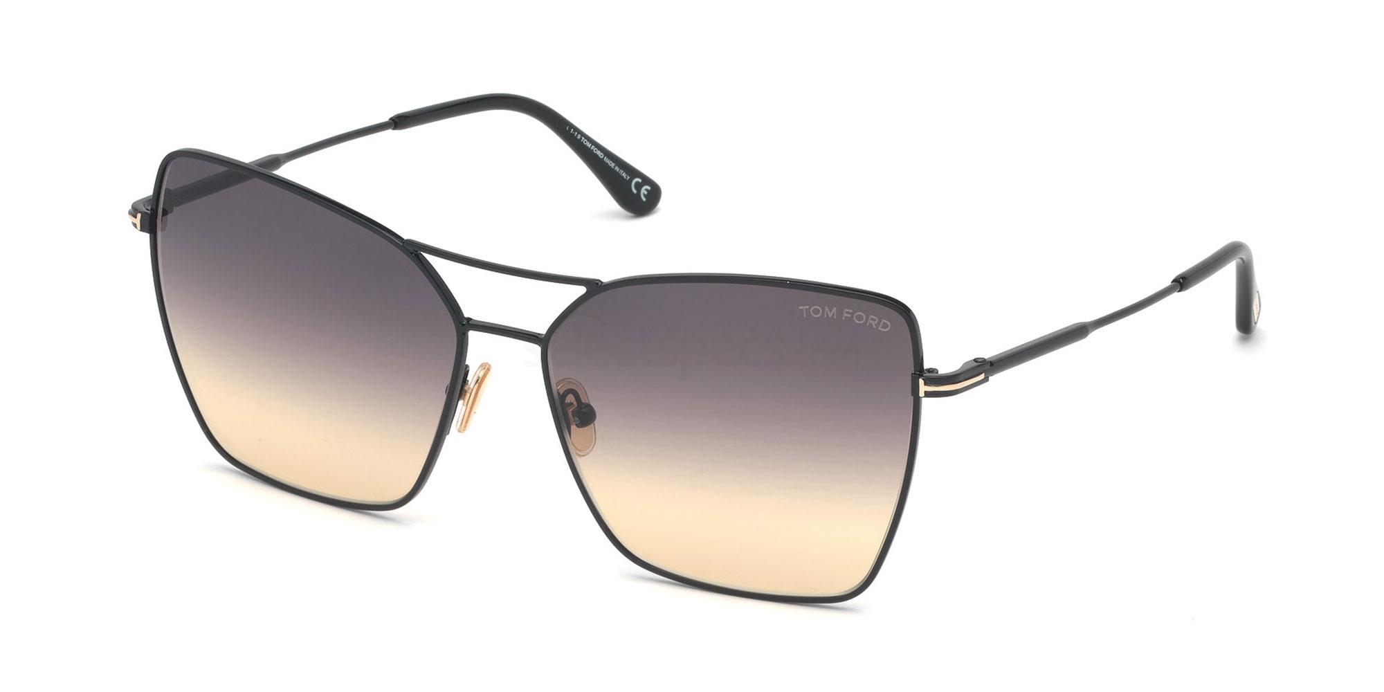 01B FT0738 Sunglasses, Tom Ford