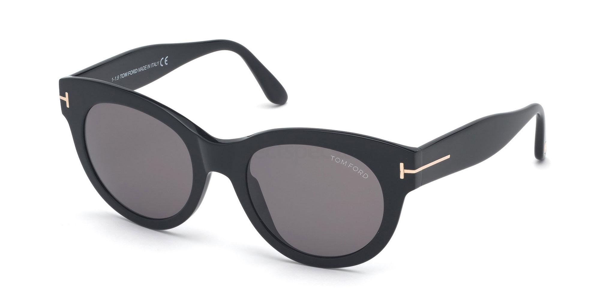 01A FT0741 Sunglasses, Tom Ford