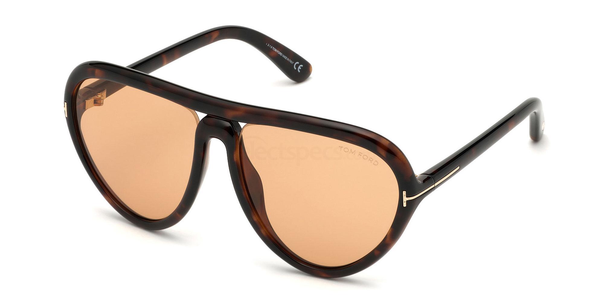 52E FT0769 Sunglasses, Tom Ford