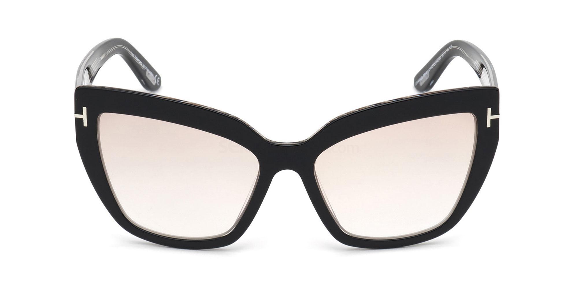 01Z FT0745 Sunglasses, Tom Ford