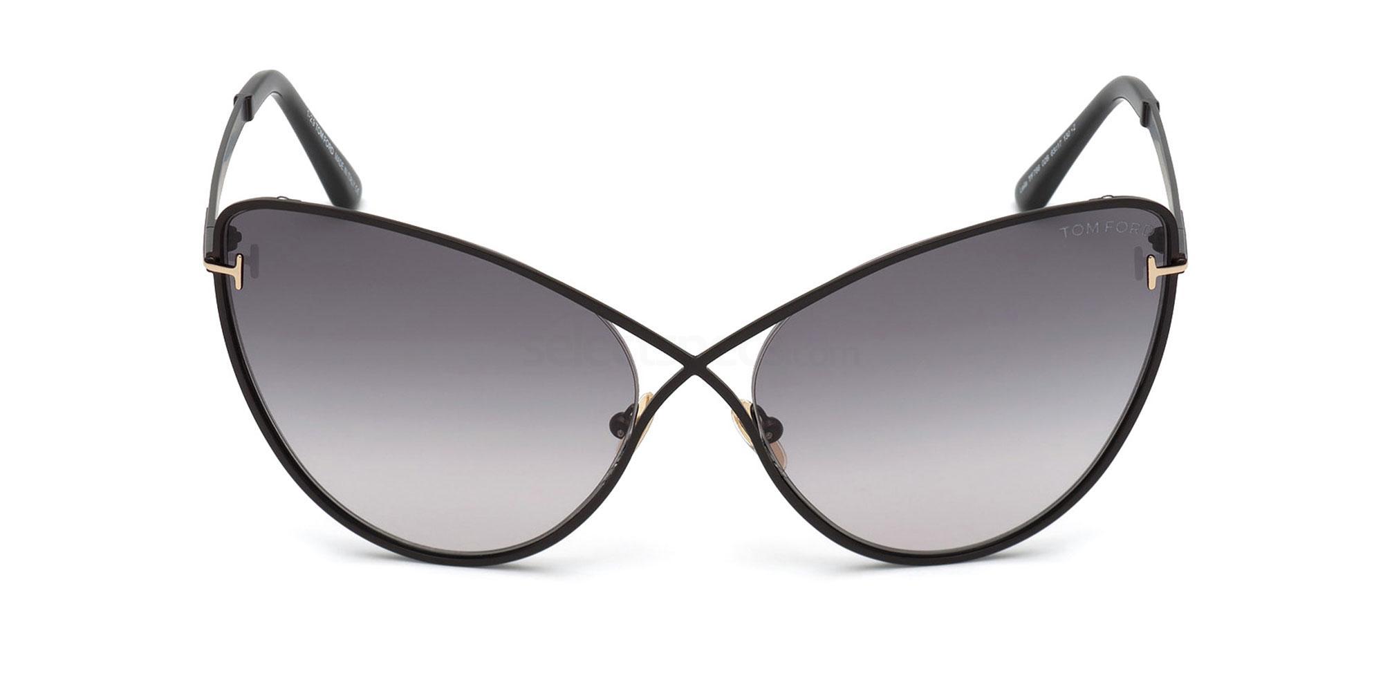 02B FT0786 Sunglasses, Tom Ford