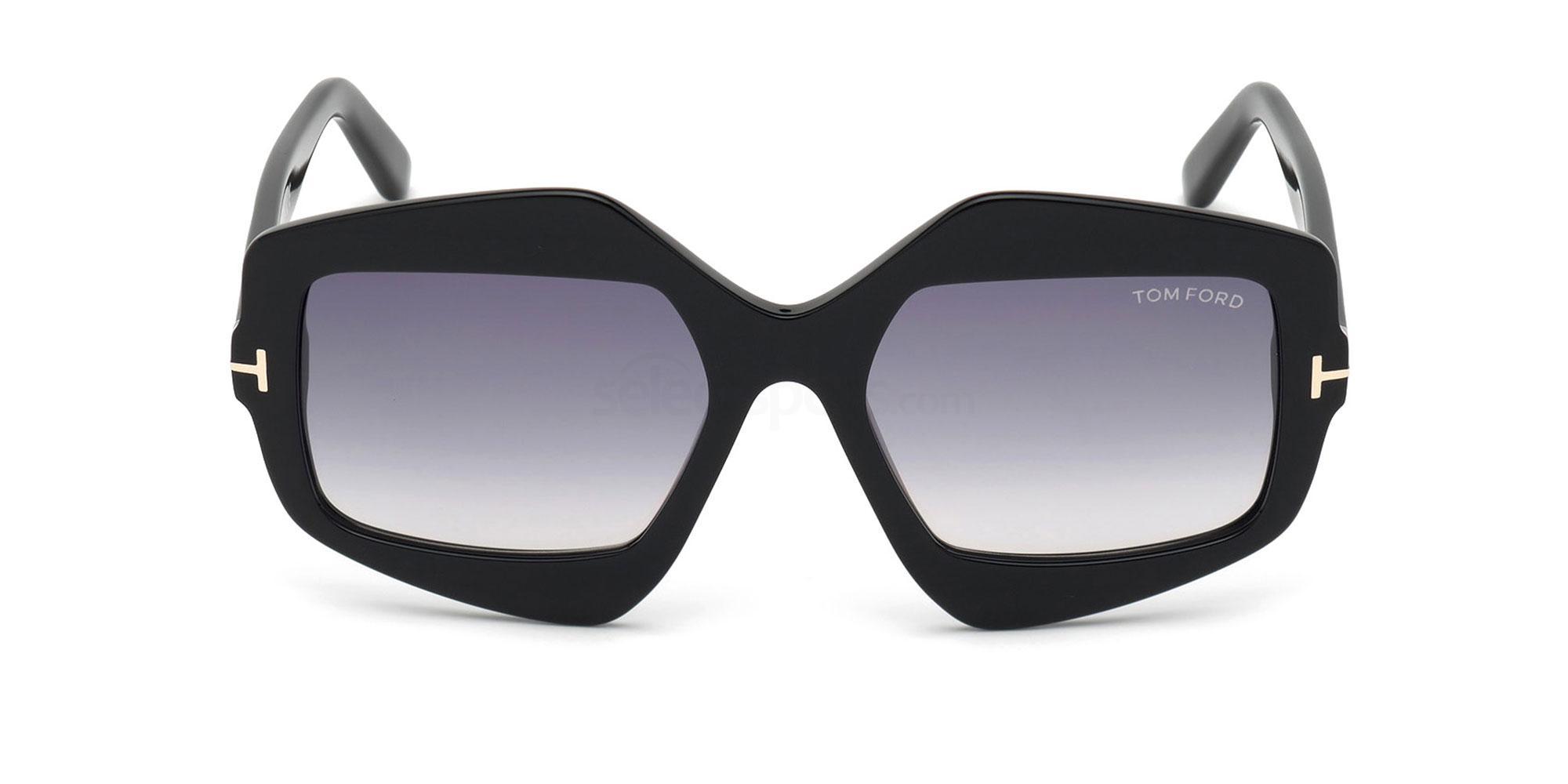 01B FT0789 Sunglasses, Tom Ford