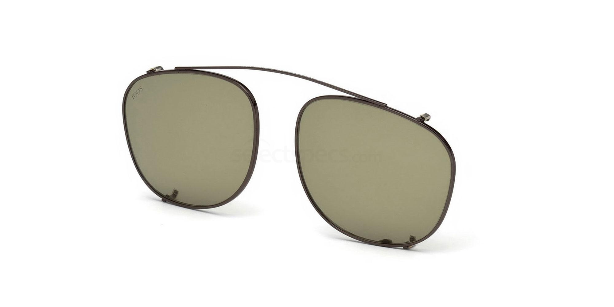 08N TO5186-CL Sunglasses, TODS