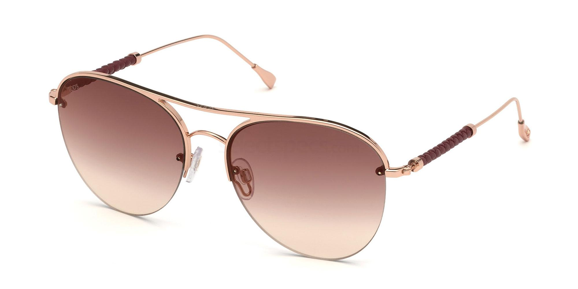 33G TO0233 Sunglasses, TODS