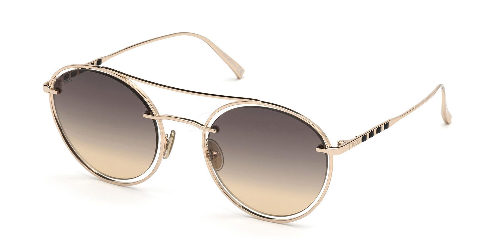 28B TO0265 Sunglasses, TODS