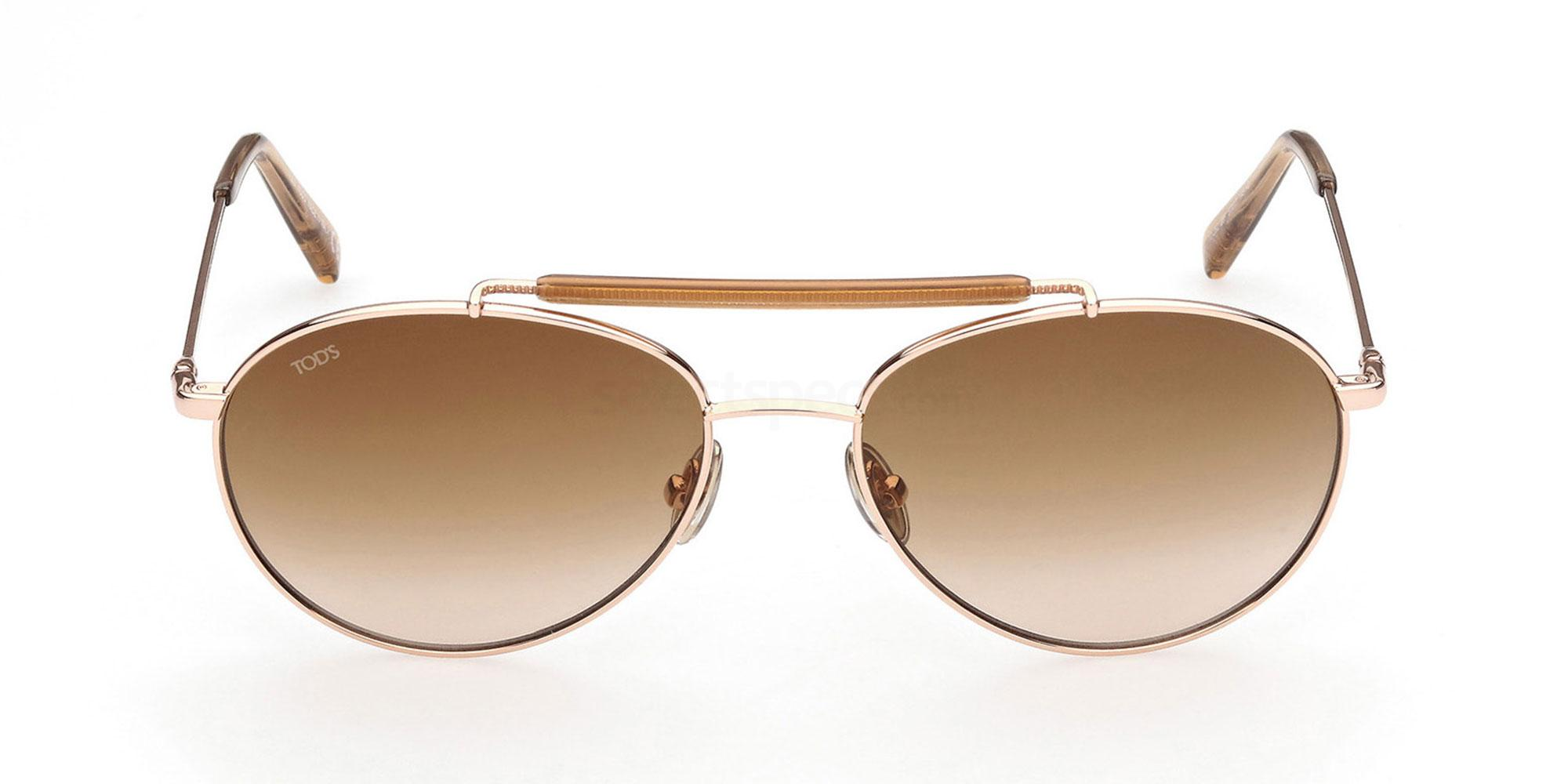 28F TO0282 Sunglasses, TODS