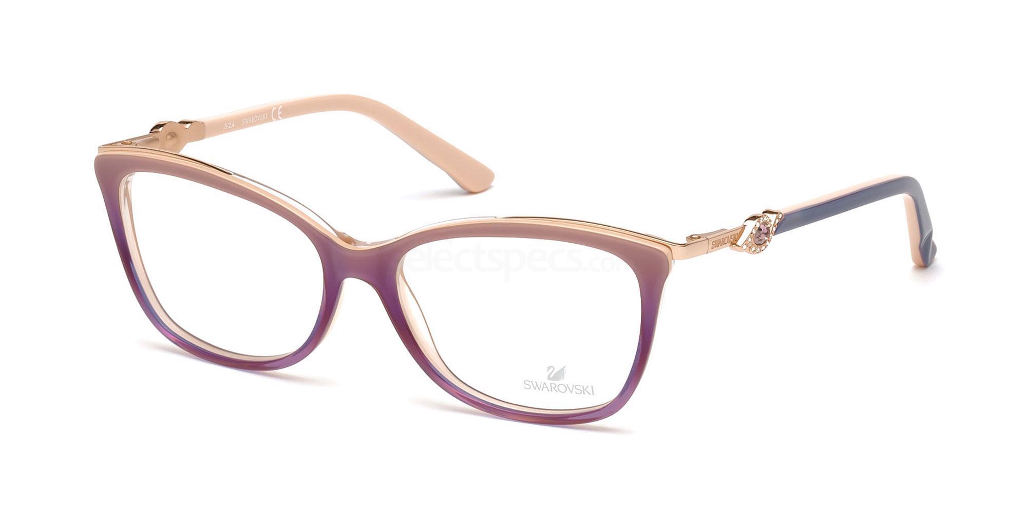 083 SK5151 FAITH Glasses, Swarovski
