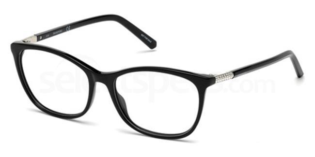 052 SK5238 Glasses, Swarovski