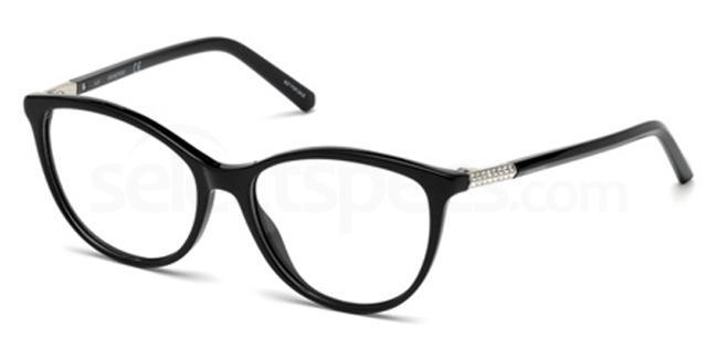 001 SK5240 Glasses, Swarovski