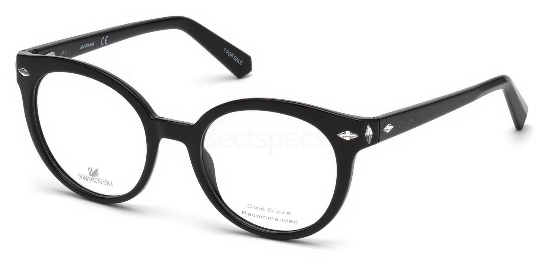 001 SK5272 Glasses, Swarovski
