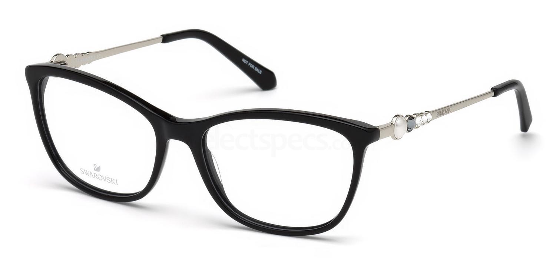 001 SK5276 Glasses, Swarovski