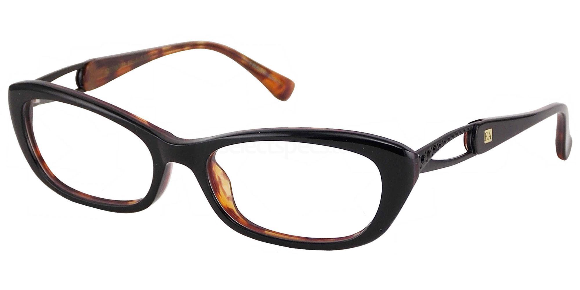 01 EA1113 Glasses, Elizabeth Arden