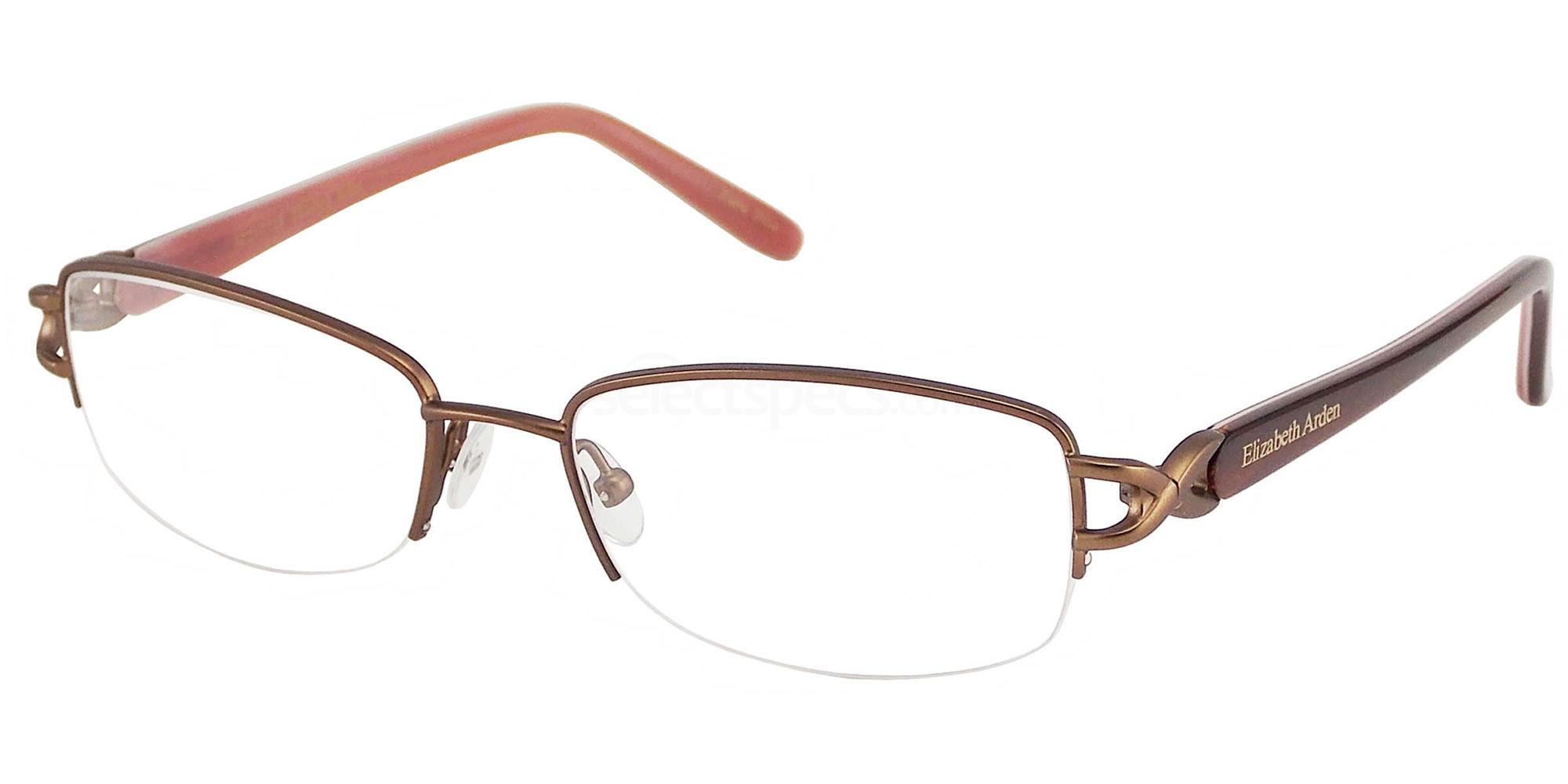 01 EA1114 Glasses, Elizabeth Arden