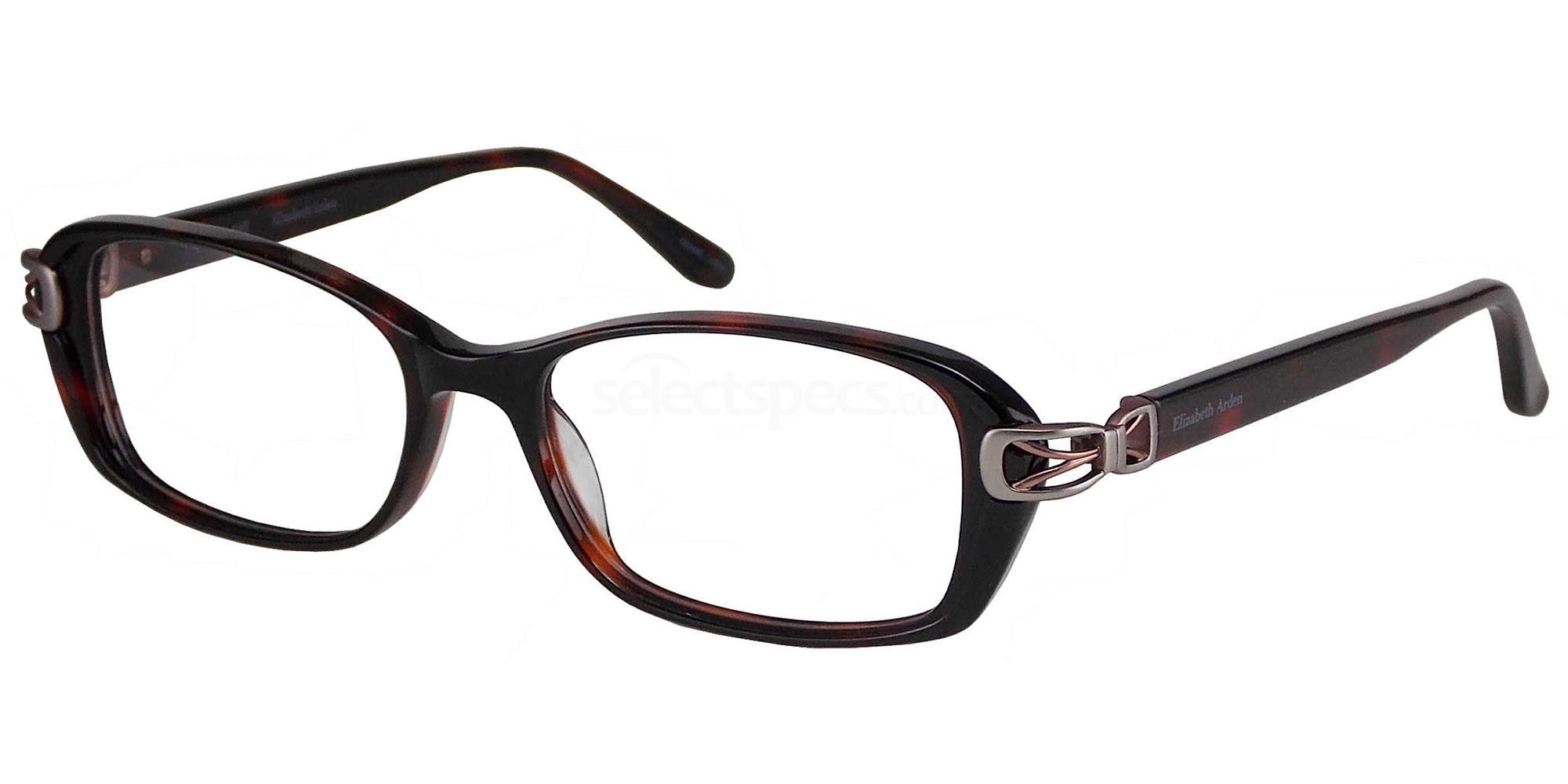 01 EA1116 Glasses, Elizabeth Arden