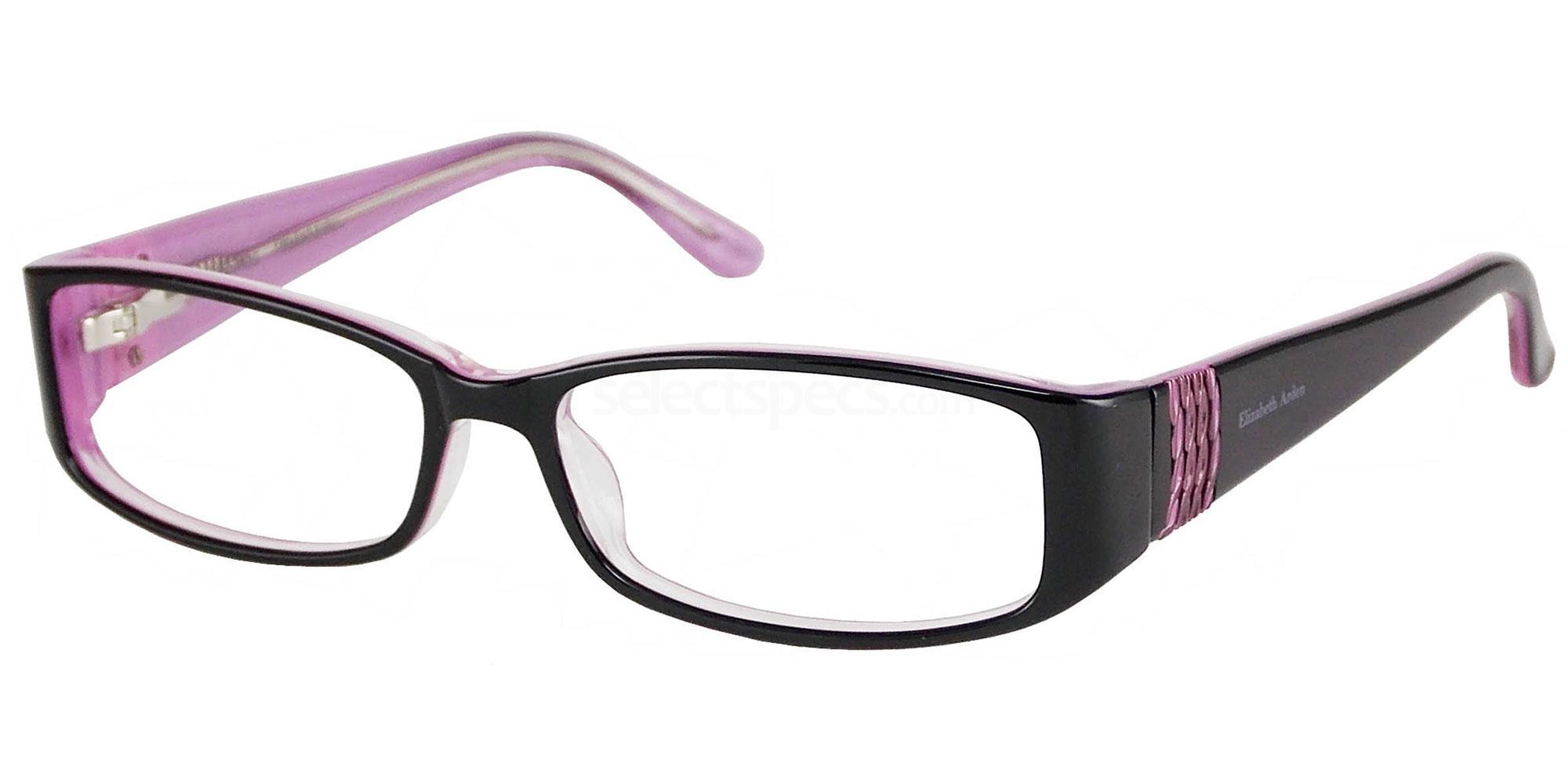 01 EA1117 Glasses, Elizabeth Arden