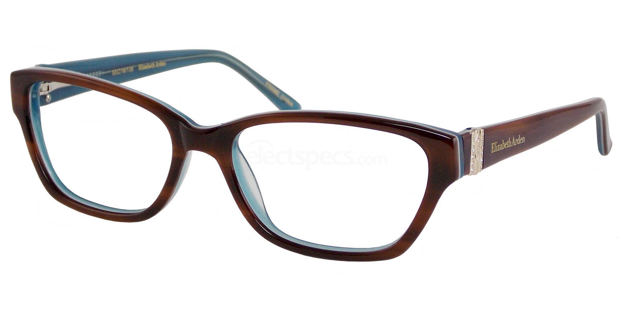 01 EA1130 Glasses, Elizabeth Arden