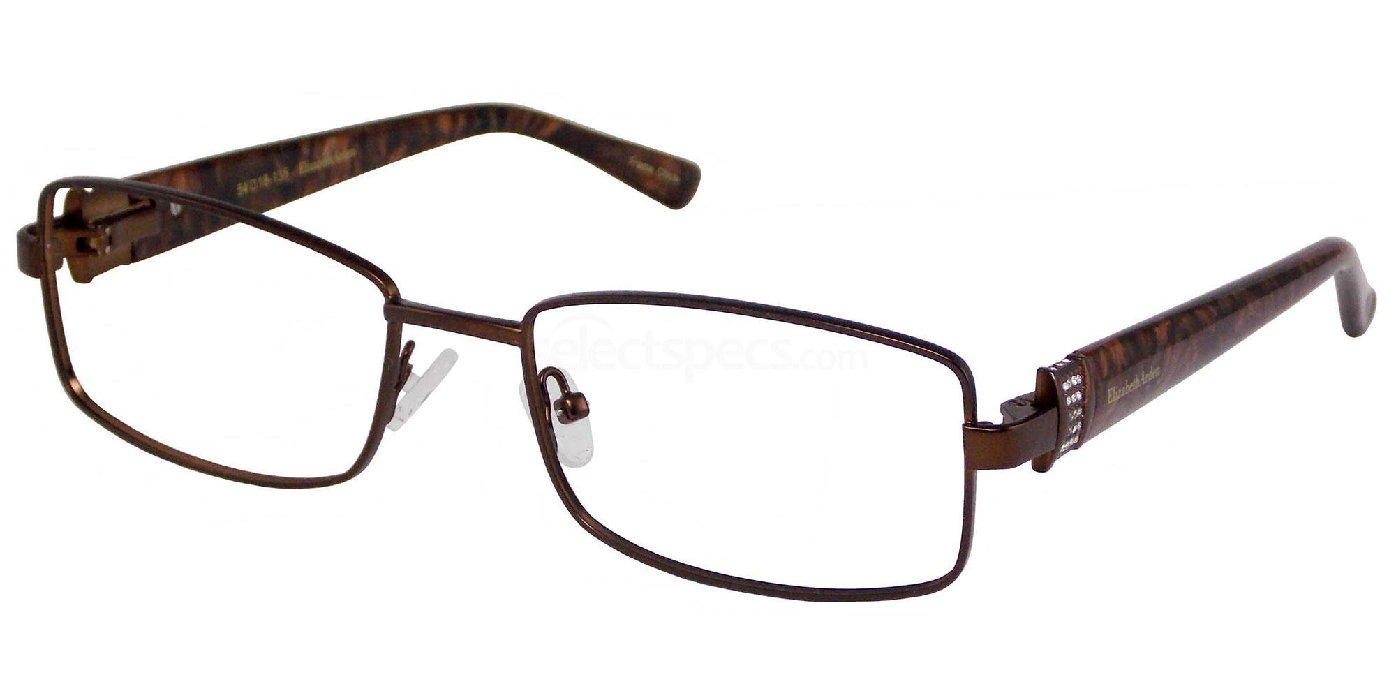 01 EA1131 Glasses, Elizabeth Arden