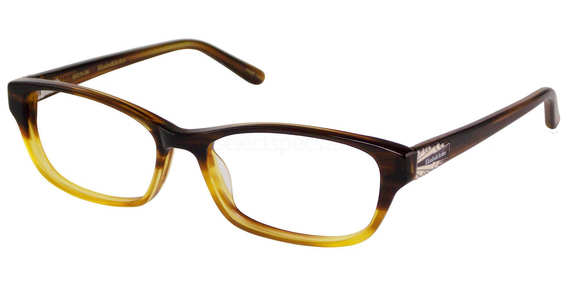 01 EA1133 Glasses, Elizabeth Arden