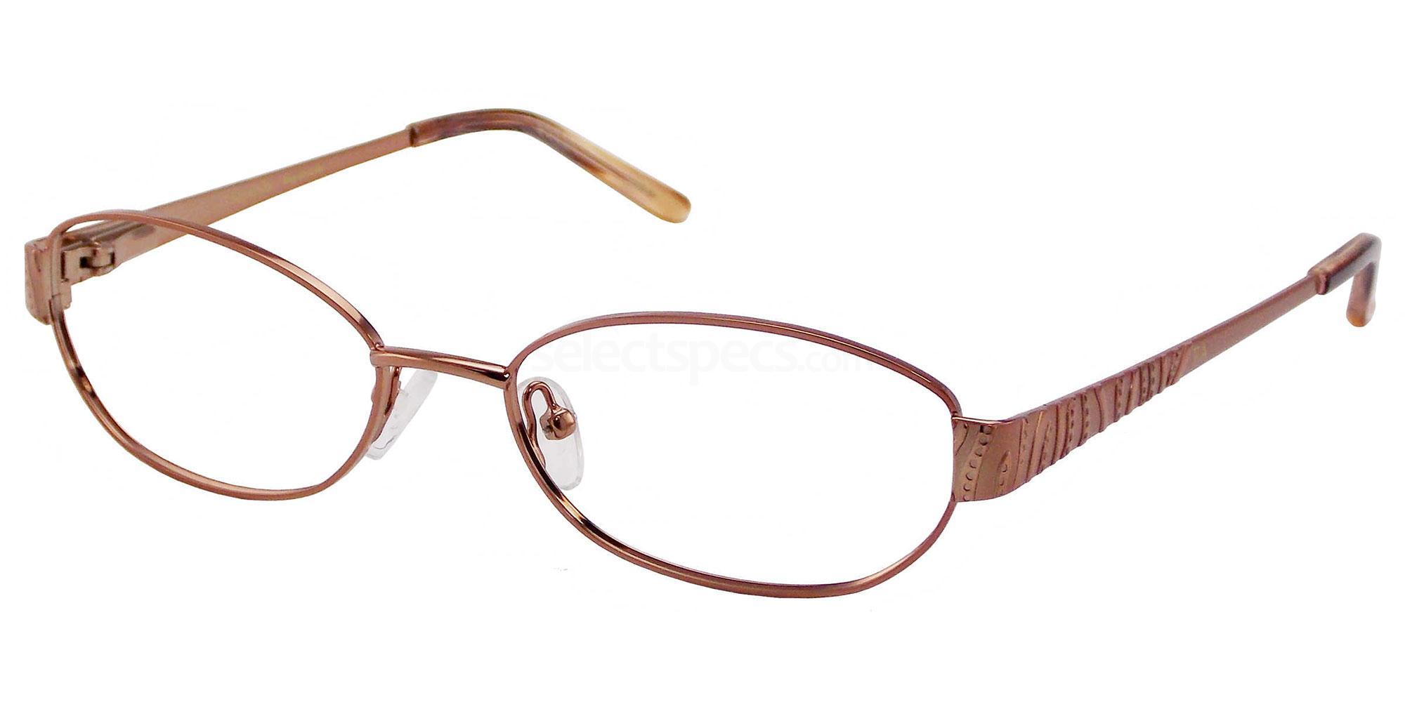 01 EA1138 Glasses, Elizabeth Arden