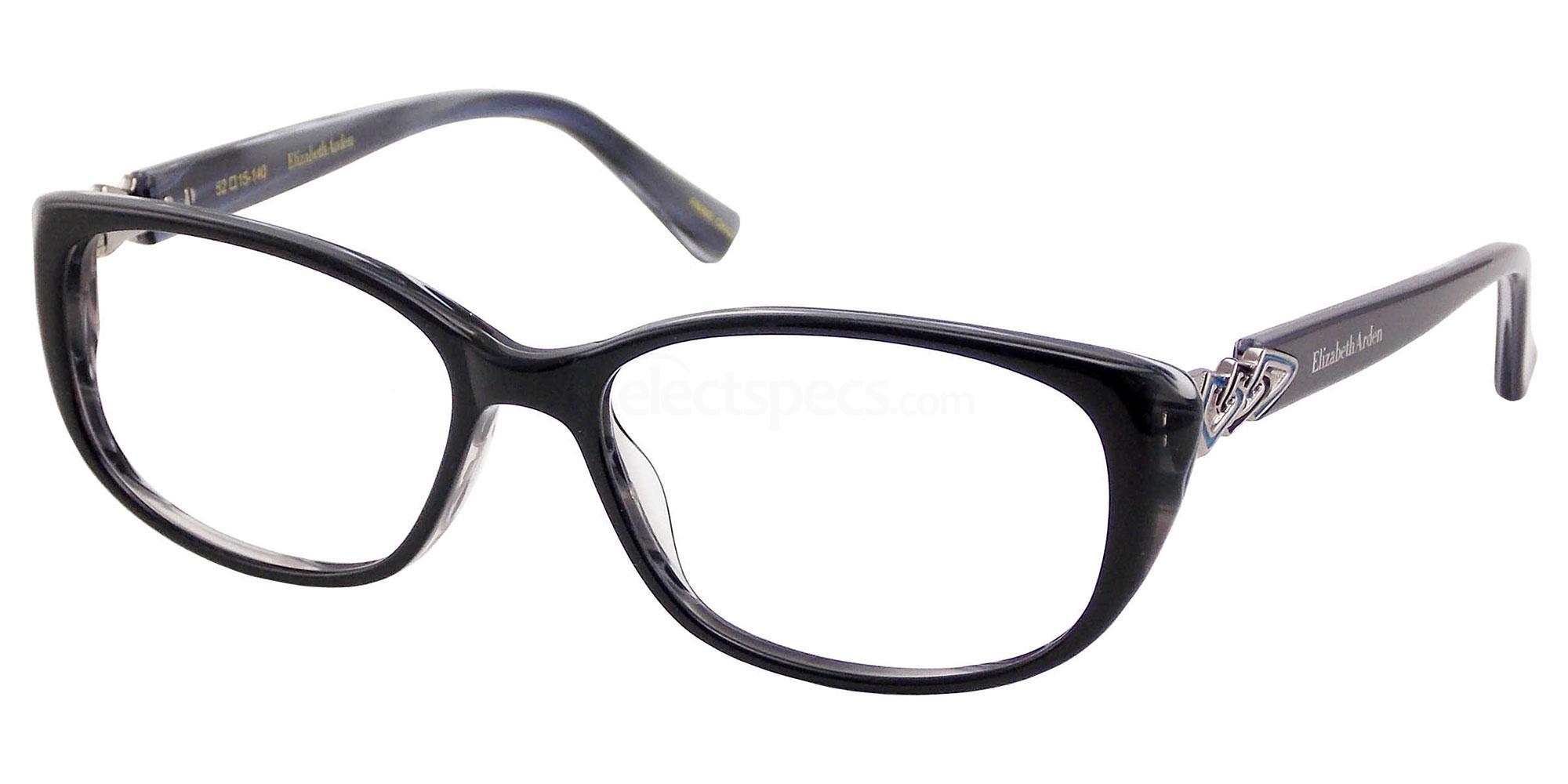 01 EA1142 Glasses, Elizabeth Arden