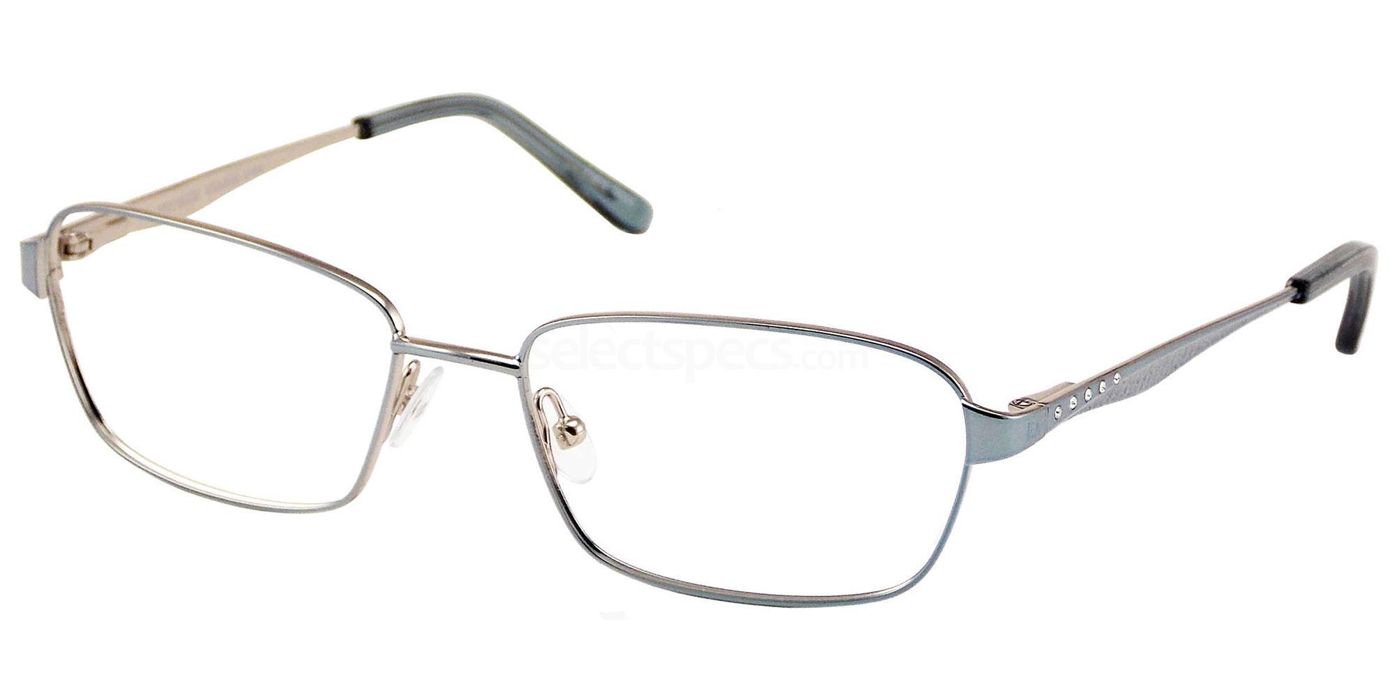01 EA1145 Glasses, Elizabeth Arden