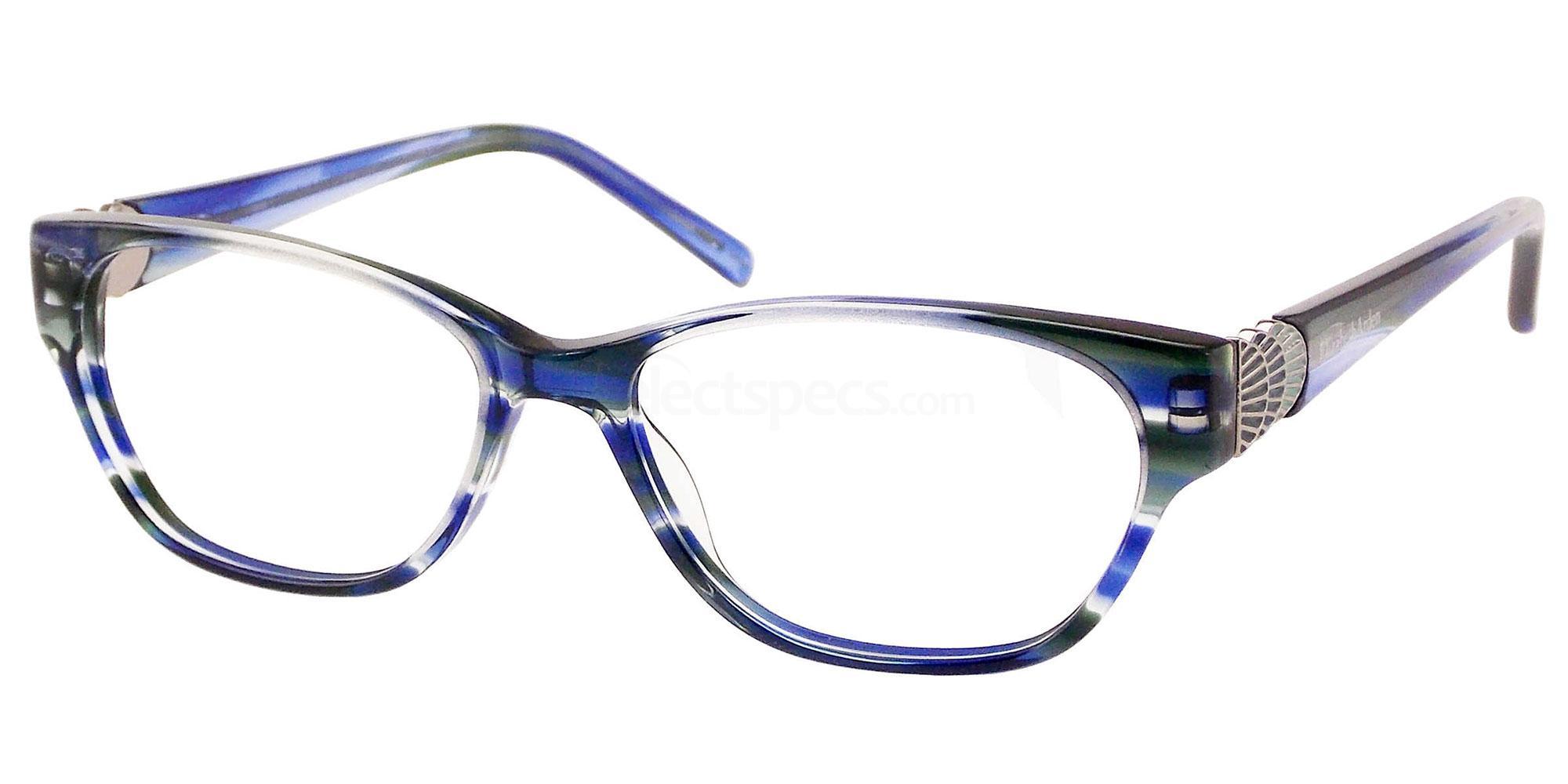 01 EA1146 Glasses, Elizabeth Arden