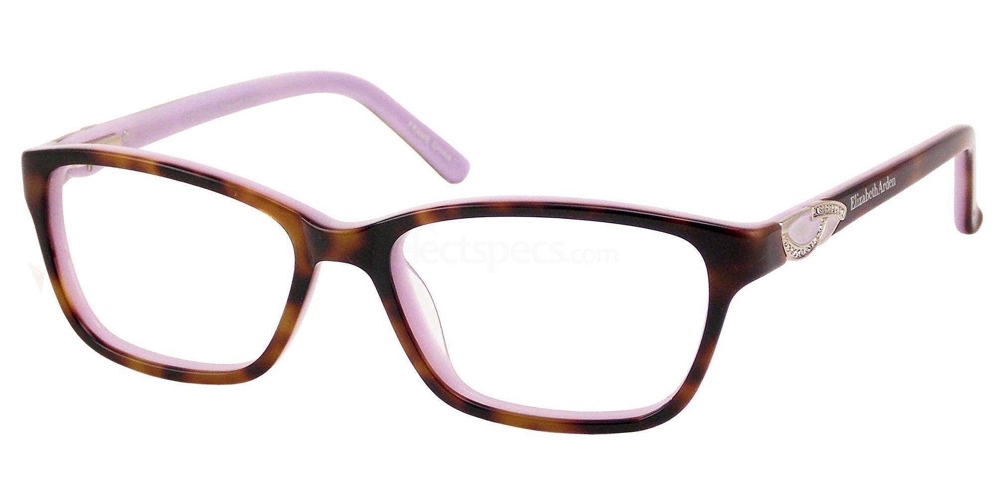 01 EA1149 Glasses, Elizabeth Arden