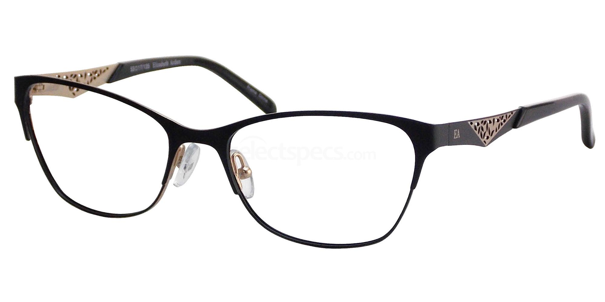 01 EA1151 Glasses, Elizabeth Arden