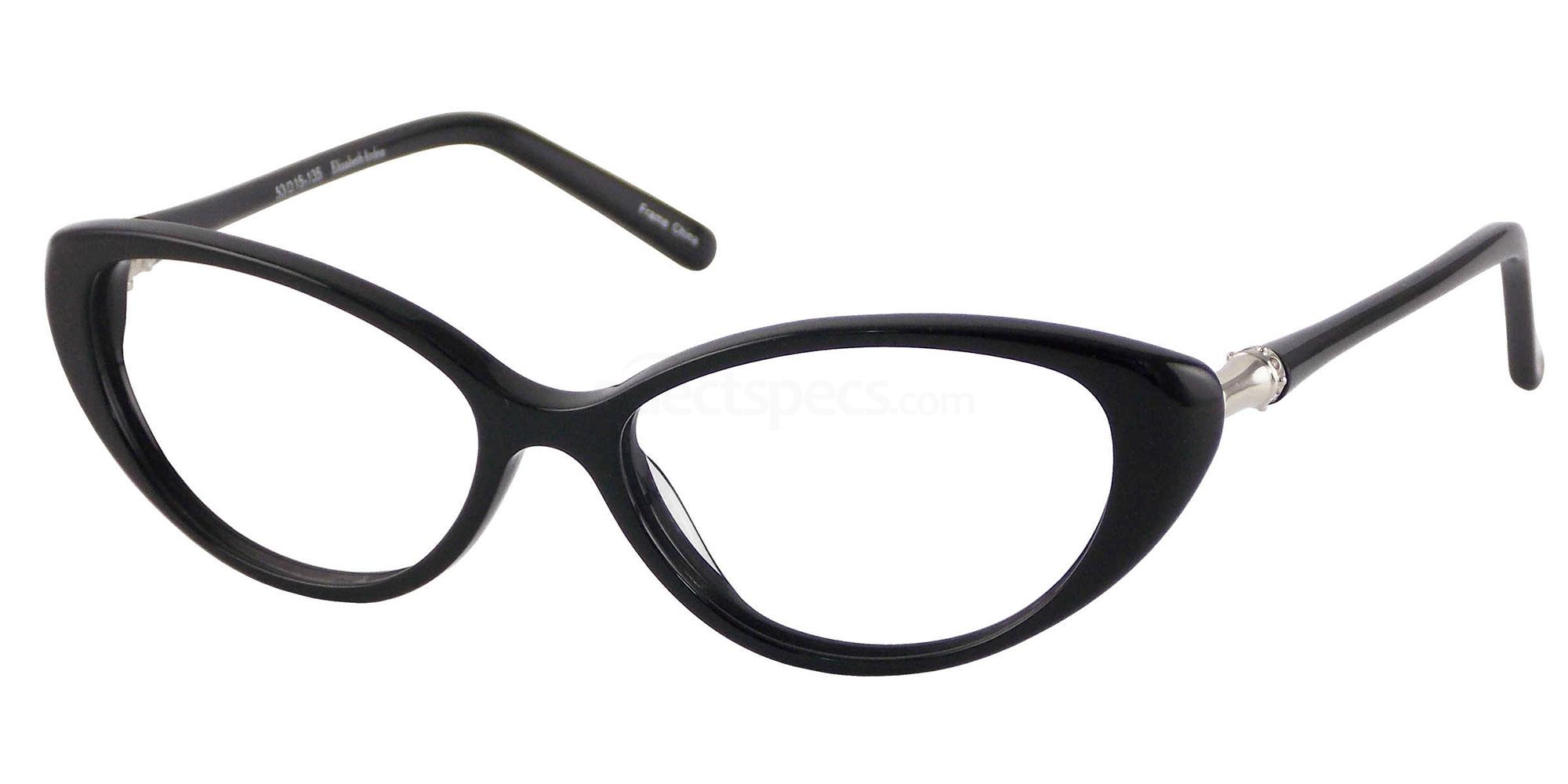 01 EA1152 Glasses, Elizabeth Arden