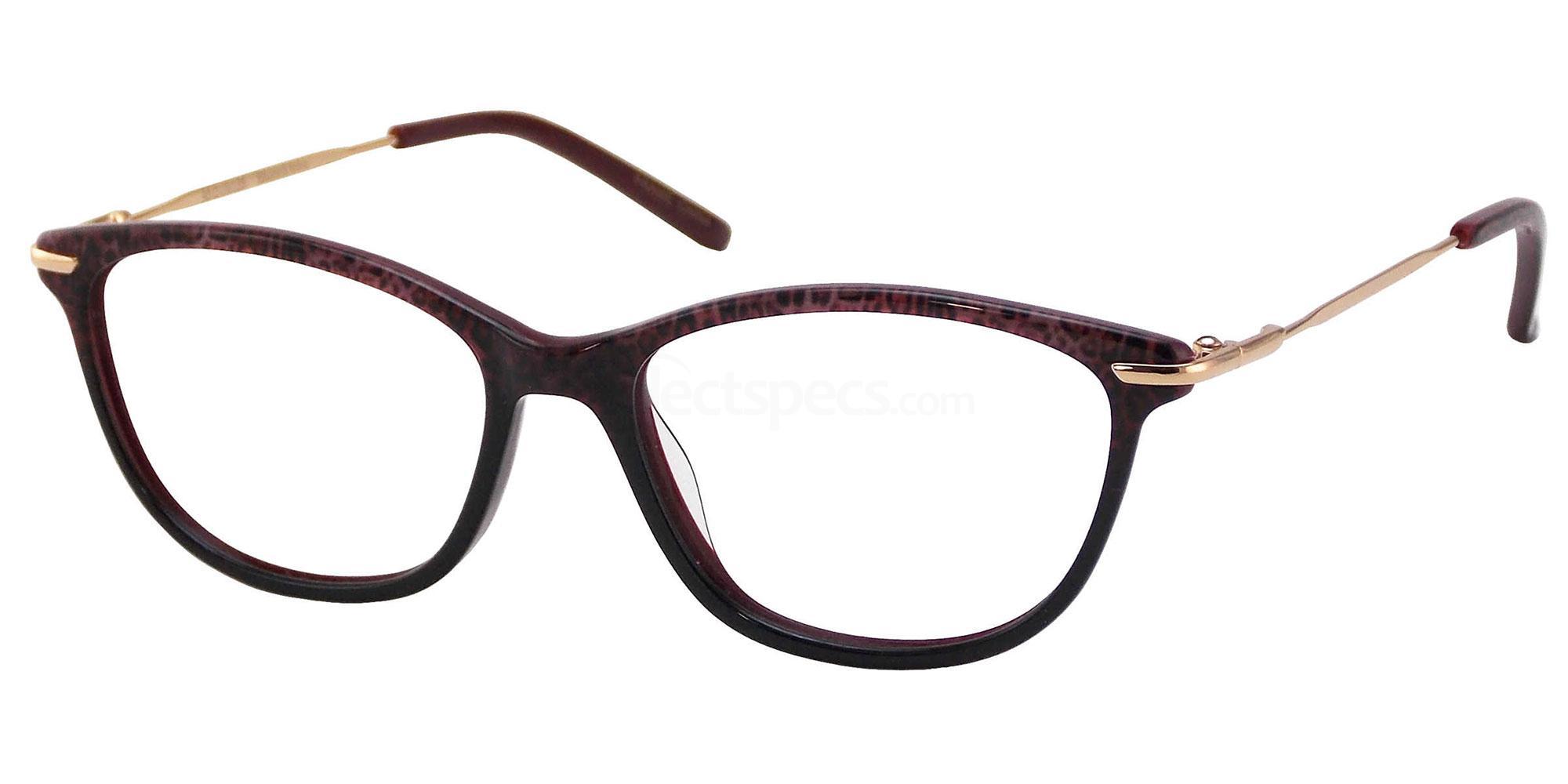 01 EA1155 Glasses, Elizabeth Arden