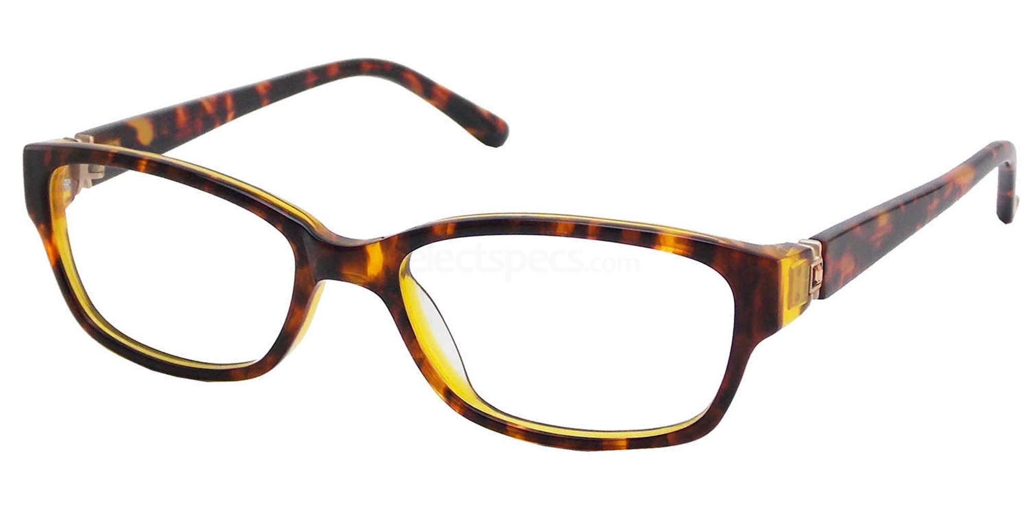 01 EA1157 Glasses, Elizabeth Arden